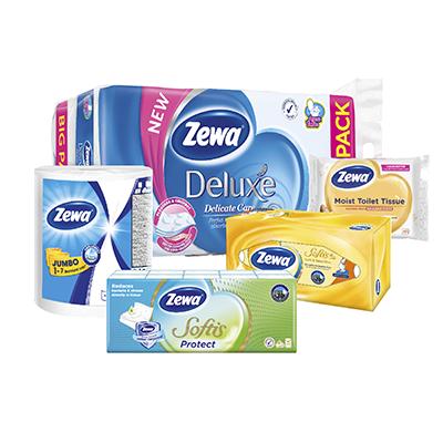 Essity – Zewa higiéniai csomag